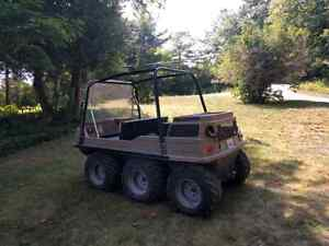Recreative Argo Max IV 6x6 plated