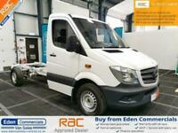 2015 15 MERCEDES-BENZ SPRINTER 2.1 313 CDI CHASSIS CAB