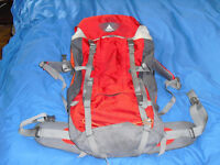 vaude 65 + 10 liter backpack