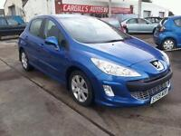 PEUGEOT 308 SPORT HDI, Blue, Manual, Diesel, 2009