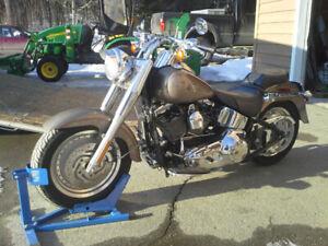 2004 Harley- Davidson Fatboy