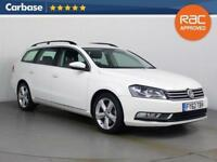 2012 VOLKSWAGEN PASSAT 2.0 TDI Bluemotion Tech SE 5dr Estate