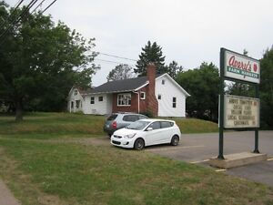C1 COMMERCIAL 2 BEDROOM HOUSE/BIBLE HILL/TRURO NS