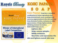 Authentic Royale Kojic Papaya Soap