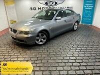 2005 BMW 5 Series 2.5 525D SE 4d 175 BHP Saloon Diesel Manual