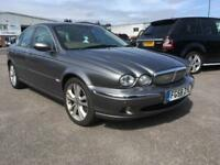 Jaguar X-TYPE 2.0D 2009MY SE