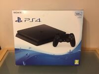 Great Selection Of Brand New PS4 Consoles