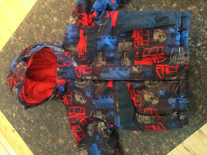 North Face 2T snow suit