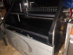 """Commercial Refrigerator 48"""" Grab &Go Refrigerator"""