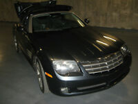 Chrysler CROSSFIRE roadster LIMITED 2007 (américaine)