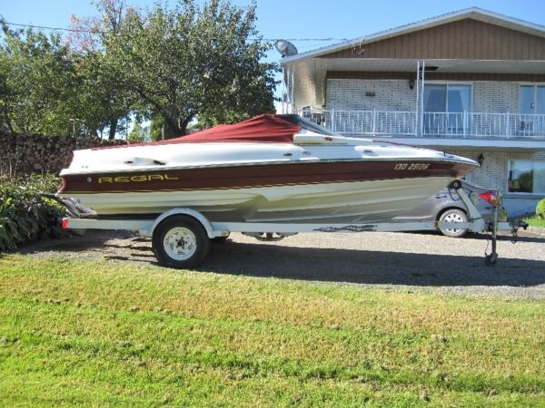 Used 1998 Regal Marine 1998, Runabout IB, REGAL 1700 LSR