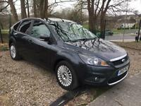 Ford Focus 1.6TDCi 110 ( DPF ) 2010/10 Titanium **Finance from £110.46 a month**