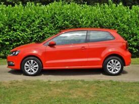 2016 Volkswagen POLO 1.0 75 SE Manual Hatchback