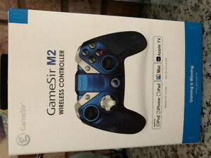 GameSir M2 Apple MFi Bluetooth Gamepad iOS Wireless Controller
