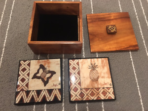 Coaster Set 2pc