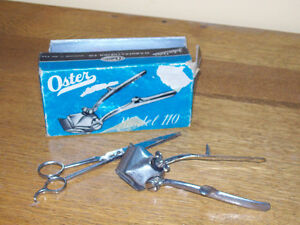 2 VINTAGE SHAVERS AND CLIPPERS ** SEE EACH PRICE