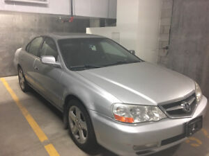 Acura TL 2002 in good condition