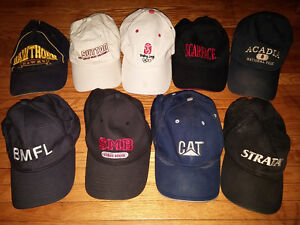 Ball cap hats