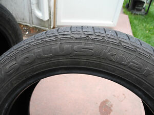 P225/55R18, Just 1 tire, Kumho Solus in good shape!