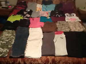 Girls Youth HUGE Clothing Lot-Size 14/16 Retails over $200