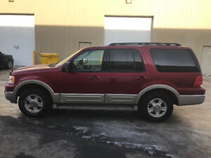 2005 Ford Expedition Limited 7 PASSENGERS - REMOTE STARTER -