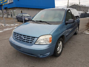 2007 Ford Freestar S 7 passagers