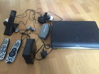 Sky HD box and peripherals