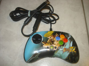 Official Street Fighter IV Guile 360 Controller!!!