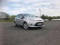 2009 Ford Fiesta Zetec Finance Available 1.2