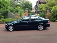 BMW 320 DIESEL 5 DOOR 2003 2.0 YEAR MOT FULL SERVICE HISTORY DRIVES THE BEST