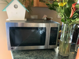 GE Microwave for sale
