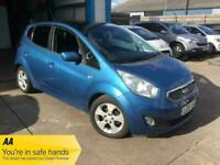2010 Kia Venga CRDI 3 ECODYNAMICS HATCHBACK Diesel Manual