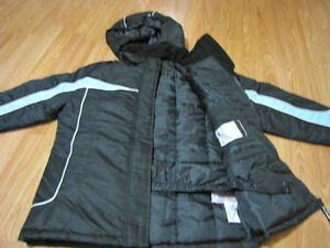 brand new girls winter jacket