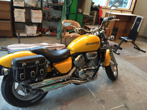 Honda Magna in Mint Condition