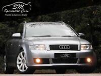 2004 54 AUDI A4 1.8 AVANT T S LINE 5D 190 BHP