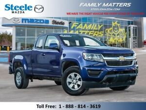 2017 CHEVROLET COLORADO W/T 4wd