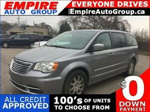 2013 CHRYSLER TOWN AND COUNTRY TOURING * REAR CAM * BLUETOOTH *