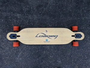 Longboards Loaded Dervish   Buy or Sell Skateboard Equipment
