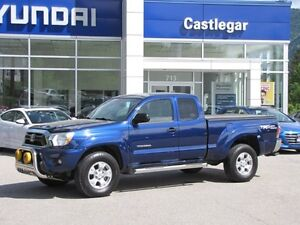 2014 Toyota Tacoma TRD Offroad Pickup Truck
