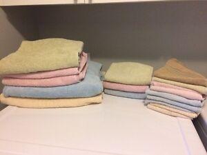 Lot de serviettes de chez Simons