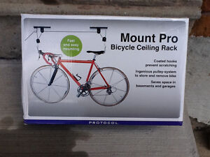 Protocol Mount Pro Bicycle Ceiling Rack