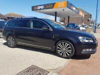Volkswagen Passat Sport Tdi Bluemotion Technology Estate 2.0 Manual Diesel