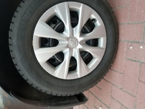 2014 Corolla wheel cover hubcap wanted