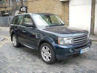 Land Rover Range Rover Sport 2.7TD V6 auto 2007MY HSE