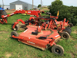 For Sale:  Highline RCH 15' Mower Regina Regina Area image 1