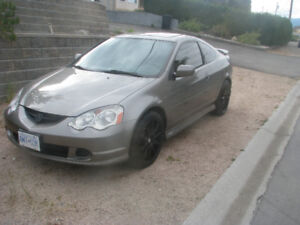 2002 Acura RSX Coupe fully loaded