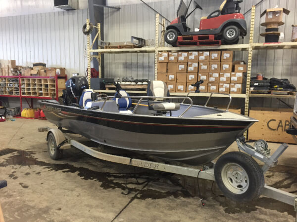 Used 2007 Crestliner 18 ft Canadian Edition