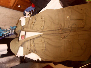 Faux sherpa lined vest Kitchener / Waterloo Kitchener Area image 1