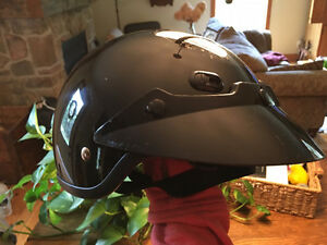 DOT Approved Motorcycle Helmet, Adult size XS