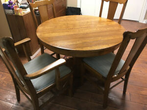Vintage Kitchen Table Set